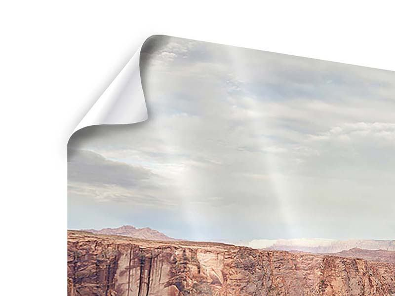 Poster Panorama Horseshoe Bend