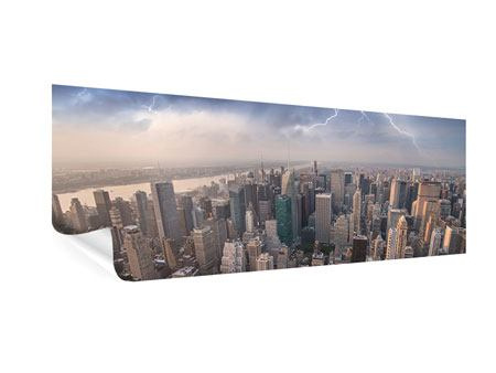 Poster Panorama Manhattan