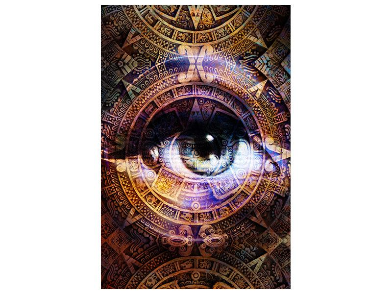 Poster Psychedelic Eye